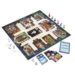 Cluedo juego mesa clásico