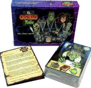 El castillo del terror juego mesa