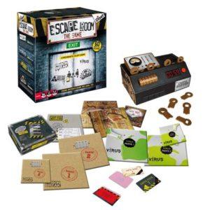 Escape room juego mesa