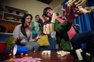 Jenga juego mesa