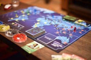 Novedades en juegos de mesa